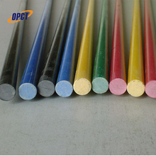 Low price frp pultruded square fiberglass resin rod