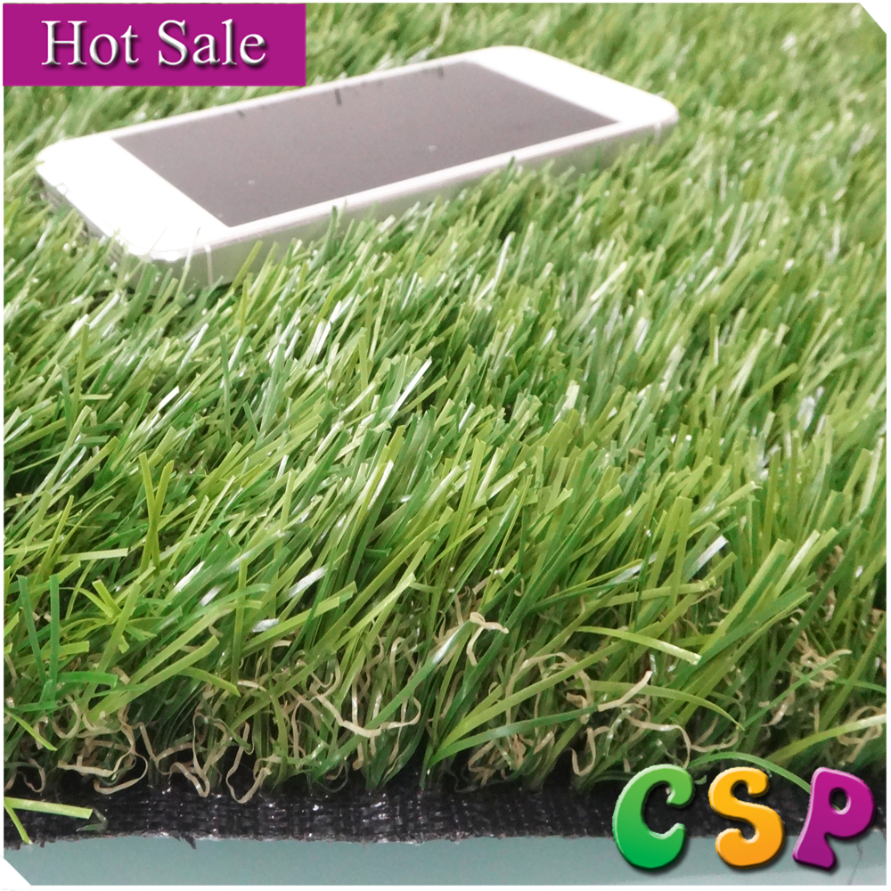 Factory supplier synthetic grass turf,4 tones landscaping artificial grass for garden