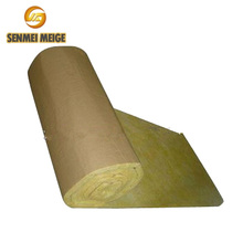 Kraft paper roof insulation fiberglass wool roll