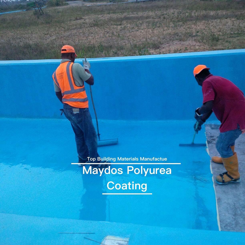 Roof Waterproof Coating Polyurea