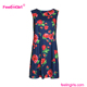 USA Warehouse Delivery Clothing Manufacture New Fashion Beach Party Wear Dress