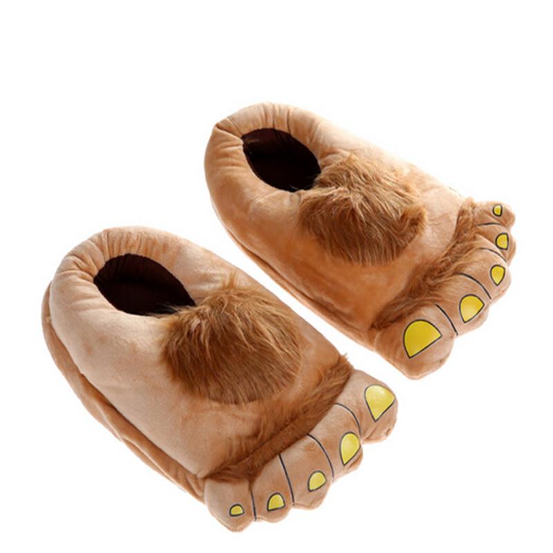 Hobbit Feet for Halloween Fantasy Fun |Hobbit Feet Slippers