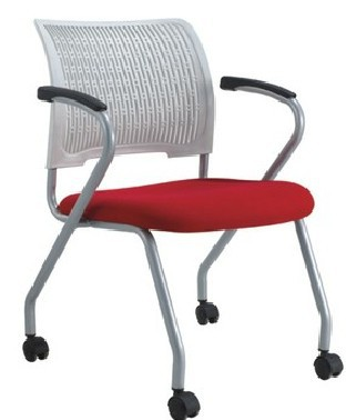 Original design slidable mash or PU leather office chair BY-935