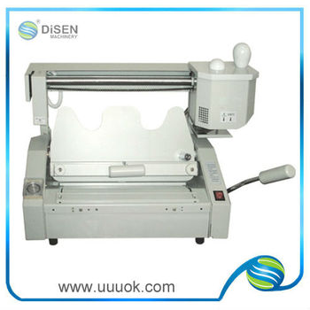 Manual binding machine price