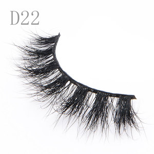 100% Hand Made Siberian Eye Lash Mink 3d False Eyelash Wholesale Mink Eyelashes