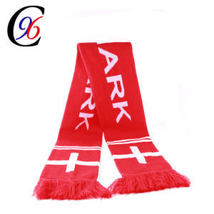 Lady winter knitted scarf fashion sports scarf
