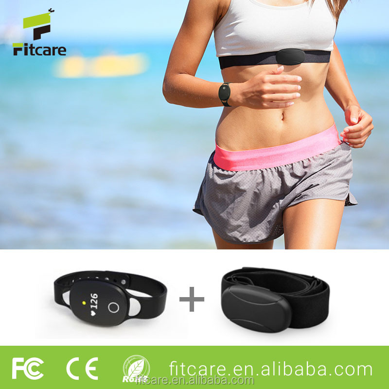 Hot selling customized logo smart band fitness tracker pedometer