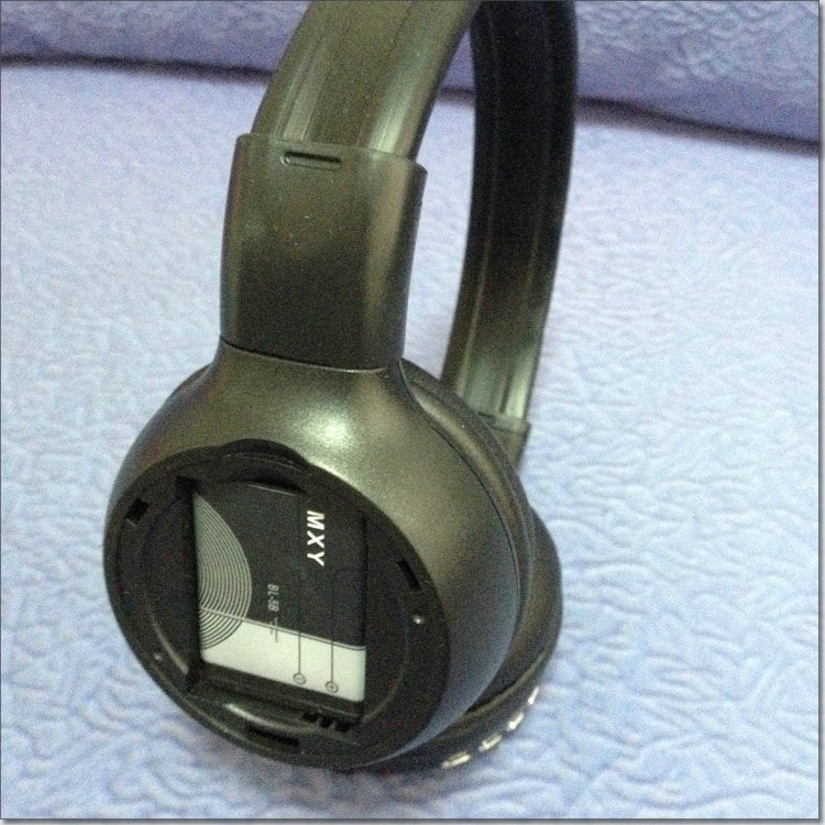 Driver Wireless Headphone China Built-in Polymer Lithium Battery ...