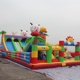 Hot selling commercial inflatable children playground on sale outdoor amusement park equipment