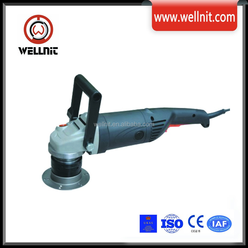 Handle Portable Plate Metal Beveling Processing Machine
