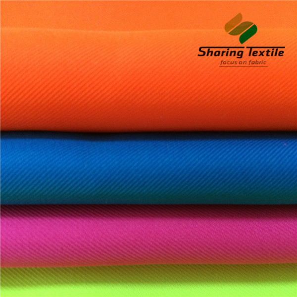 Wholesale Polyester 75D&150D&300D&600D  High Visibility&Reflective&Fluorescent&Neon Safety Fabric