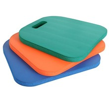 Oempromo Square Sandwich Stadium Foam Seat Cushion with Handle for Promotion