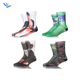 JX-I-1285 socks sublimation printing custom sublimated socks