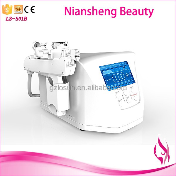 Hight effective Mesotherapy meso gun for wrinkle removal/skin nutrient injection