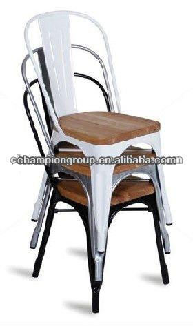 Hot vente mx 0784 mentaleminerai chaise tolix Chaise de jardin ID de