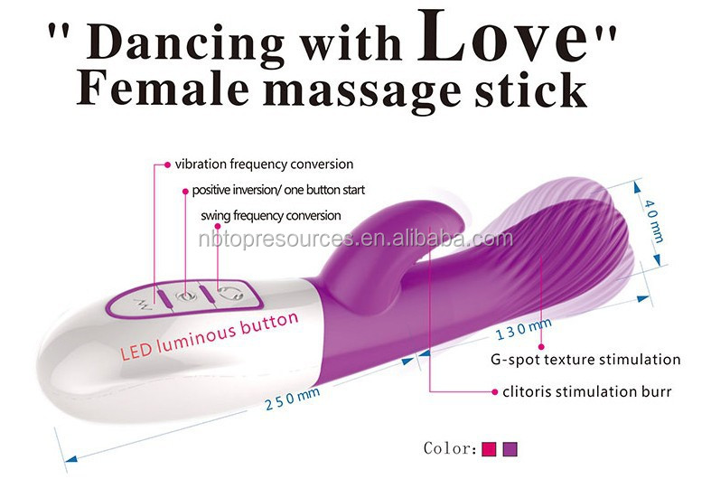 "INS ""Dancing with Love"" massage <strong>vibrator</strong> for female"