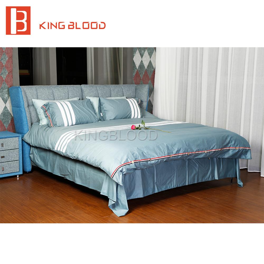 Cama King Size Con S Bana Para Muebles De Dormitorio De Estilo  # Muebles Camas King Size