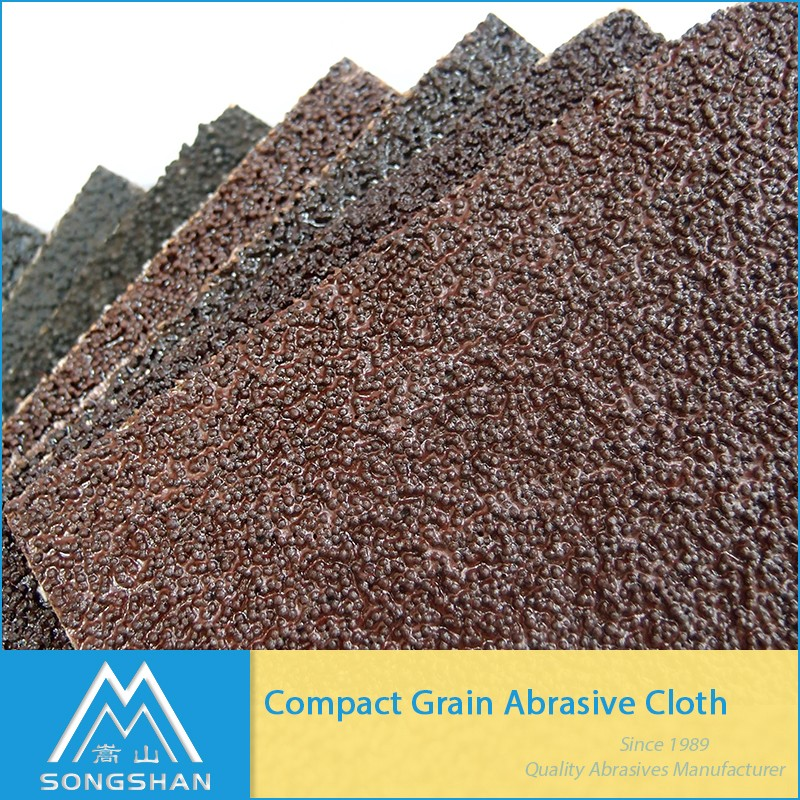 High Quality Middle Soft Base Cloth Abrasive Jumbo Roll Manufacturer