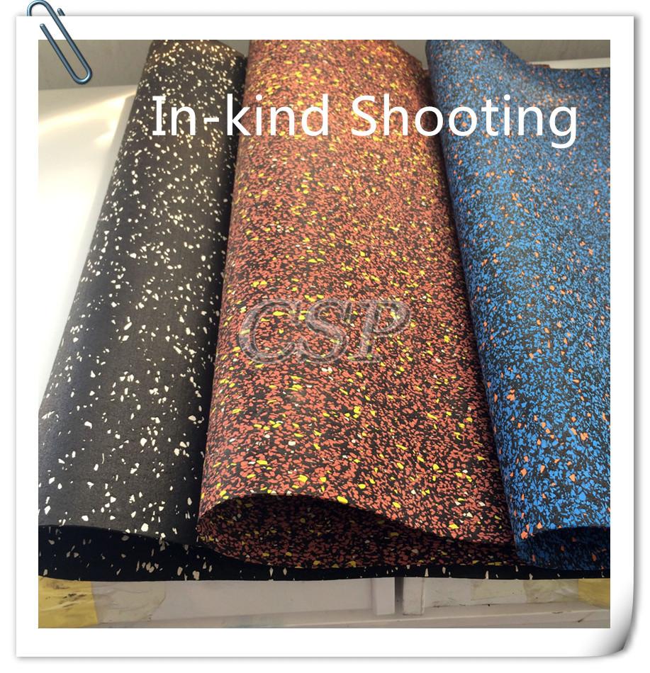 Colorido residencial suelo de caucho goma antideslizante - Suelo caucho barato ...