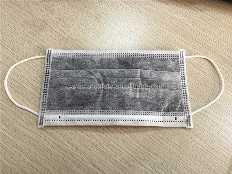 4ply Thicker Activated Carbon Face Mask,Disposable Active Carbon ...