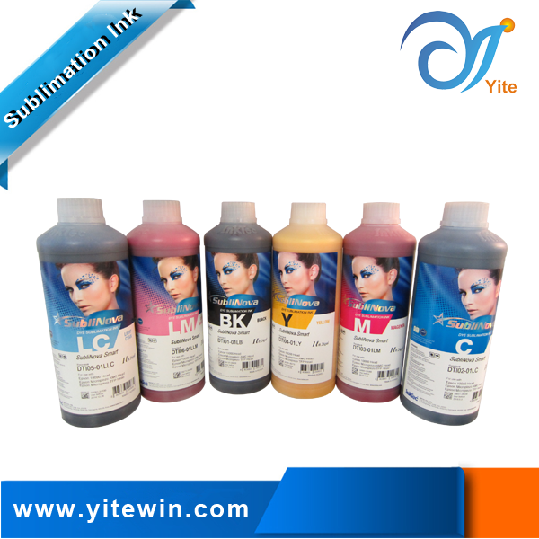 Ricoh korea sublimation ink for cotton fabric on sale