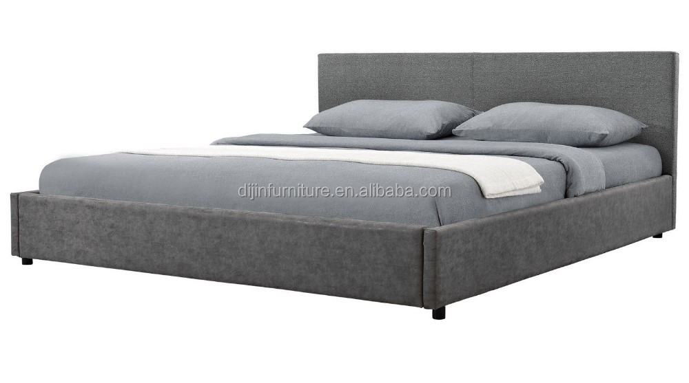 Modern bed design new model double bed latest fabric bed buy