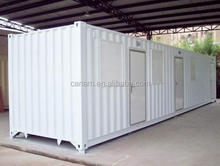 expandable EU standard prefab shipping container house