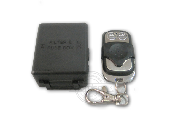 automatic door release wireless remote button control for door