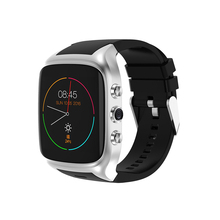 X02S Smartwatch android Phone Heart Rate 3G WiFi BT Smart Watch 1.3 GHz Quad Core IP67 impermeabile <span class=keywords><strong>GPS</strong></span> <span class=keywords><strong>Orologio</strong></span>