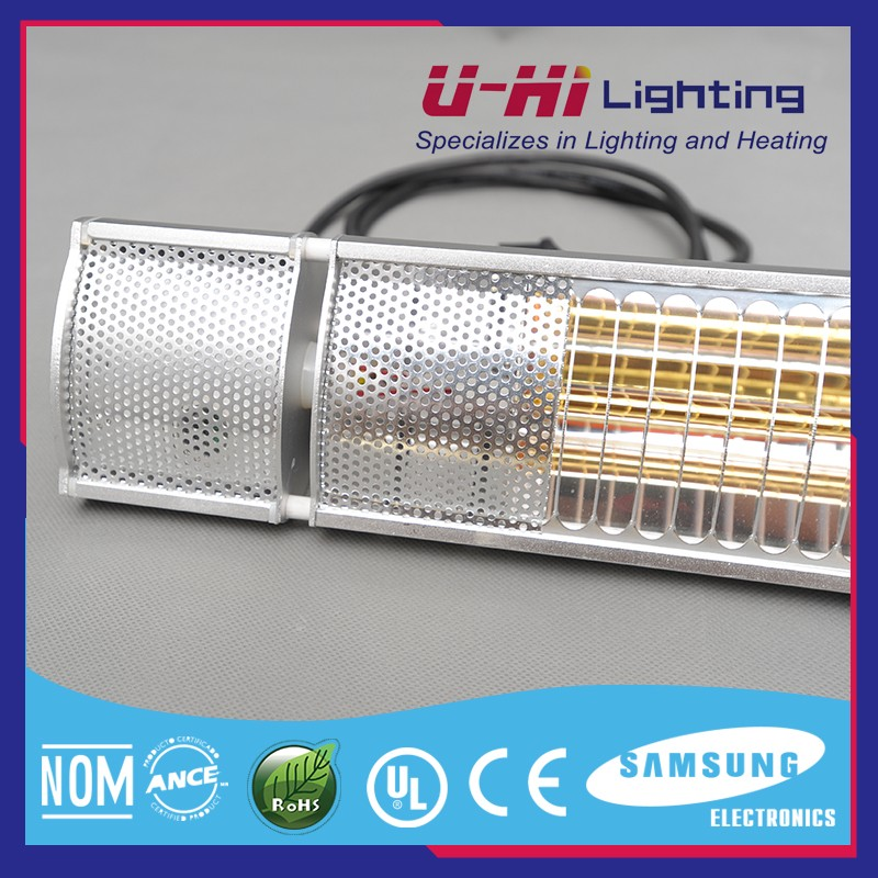 High quality ceiling wall mounted infrared bathroom heater