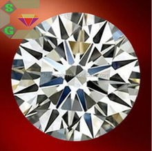 10mm best sale white round cz loose gemstone big cubic zirconia stone for clothes