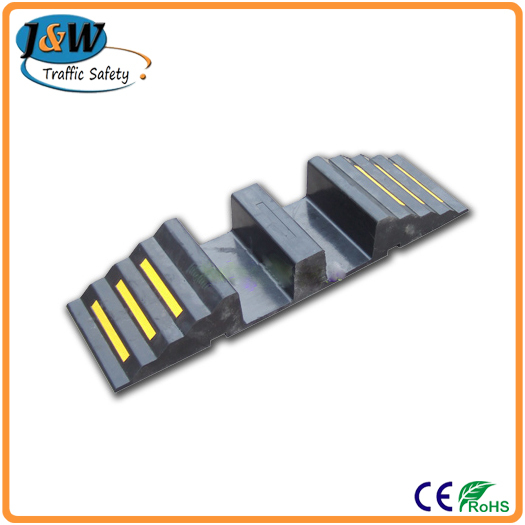 Rubber Car Ramps Hose Bridge Driveway