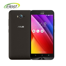 Case film gift Asus Zenfone Max PRO mobile phone 5000mAh battery 5.5 inch MSM8916 Quad Core 2GB RAM cellphones