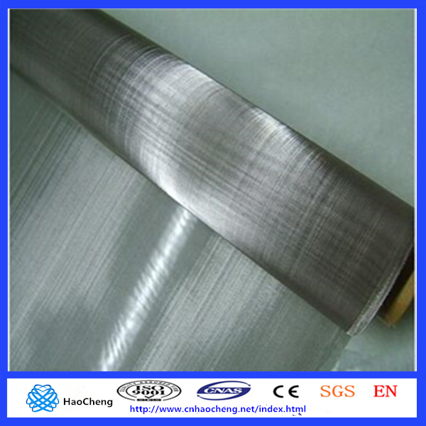 SUS/AISI 201 202 304 304L 316 316L 310 430 904L plain dutch twill stainless steel woven wire mesh for filtration
