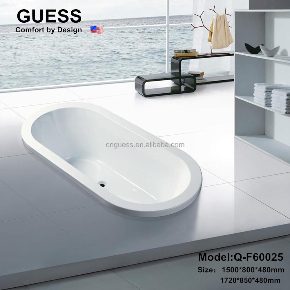 Hot Drop In Bath Tub/whole Sale Acrylic Tub,Modern Bathtub,Q-f60025 - Buy  Indoor Hot Tubs Sale,Modern Bathtub,Acrylic Bathtub Product on Alibaba.com