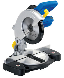 190mm / 210mm 1400W Compound Mitre Saw for Alu.