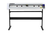 Aluminum optical eye high resolution contour cut vinyl sign cutter plotter/smartboard graph plotter usb driver for sale