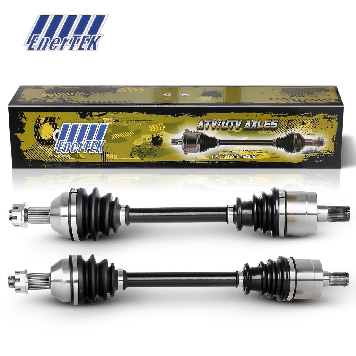 Honda TRX 420 Rear Left Right CV Axle Joint Drive Shaft Assembly Set FPA / FPE / FPM / FA /FM 2007 2008 2009 2010 2011 2012 2013