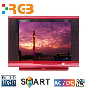 RGB 14 inch flat screen crt tv plasma lcd tvs for sale with FTA certificate