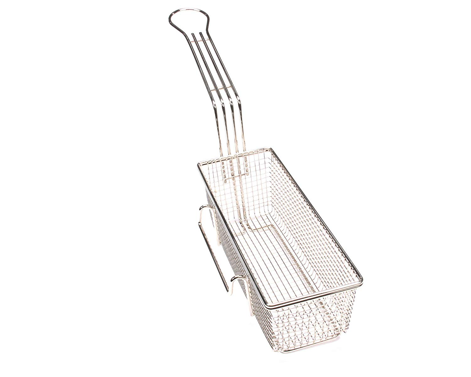 Grindmaster Cecilware V091A Countertop Fryer Baskets with Right Hook Placement Metal Handles, 18-Pound