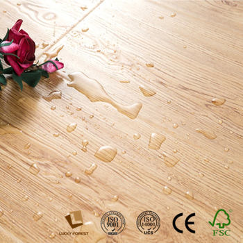 Waterproof Exterior Laminate Flooring With Hand Scraped Surface