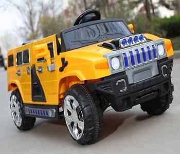 Wholesale Kids Car Hummer Battery Baby Toy Car Ride On Car 12v
