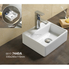 7440A square series Sanitary Ware Product Bathroom Art Basin , Ceramic Hand Wash Basin,Wash Sink