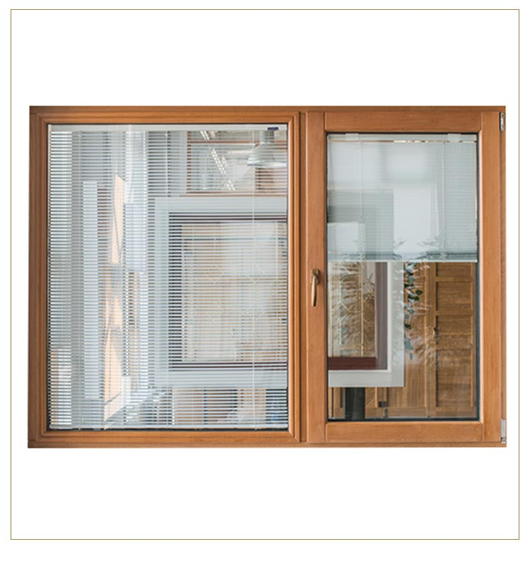 high quality louver frame window aluminum wood windows
