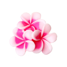 Embellishment Findings Jewelry Making Flower Fuchsia Resin Cameos