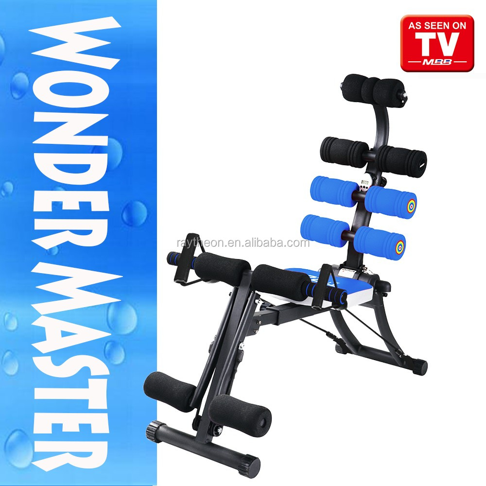 Cheap Price New Ab Fitness Exercise Machine Wonder Core