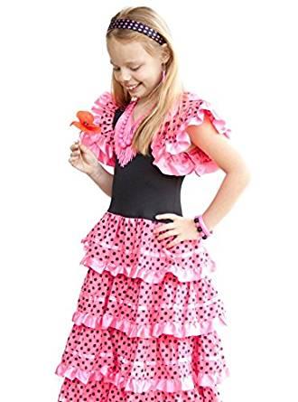 e2812ea6e Cheap Kids Flamenco Costume