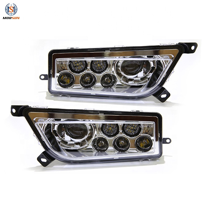 Otomatik ATV UTV LED Far Aksesuarları LED Far 2017 Polaris RZR 1000 XP Kırmızı rzr 1000 led far
