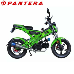 Optional Colors China 120cc Folding New Motorcycle