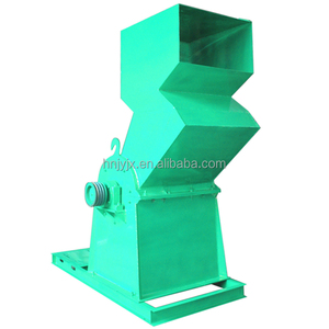 Aluminum Scrap metal brokers crusher shredder processing machine